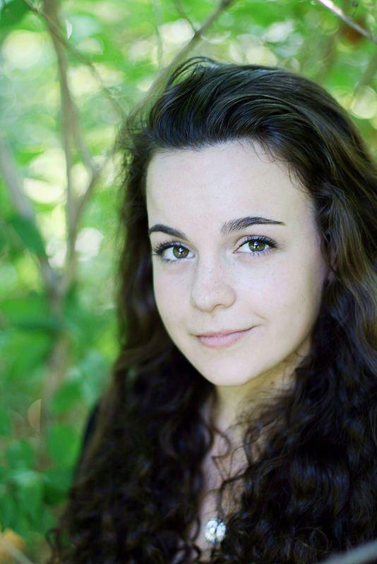 """Sharon (Senior '13-'14)"" by Brooke Anna Photography via Flickr"