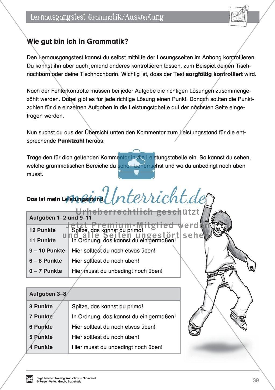 25 Deutsch Als Fremdsprache Arbeitsblätter Mit Lösungen