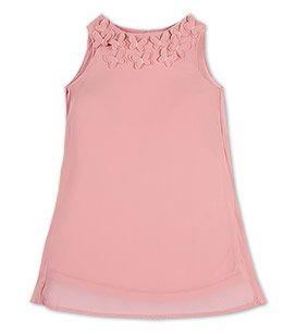 5baded625ac Fille Robe en rose – prix bas sur l´e-shop C A ! Vêtements