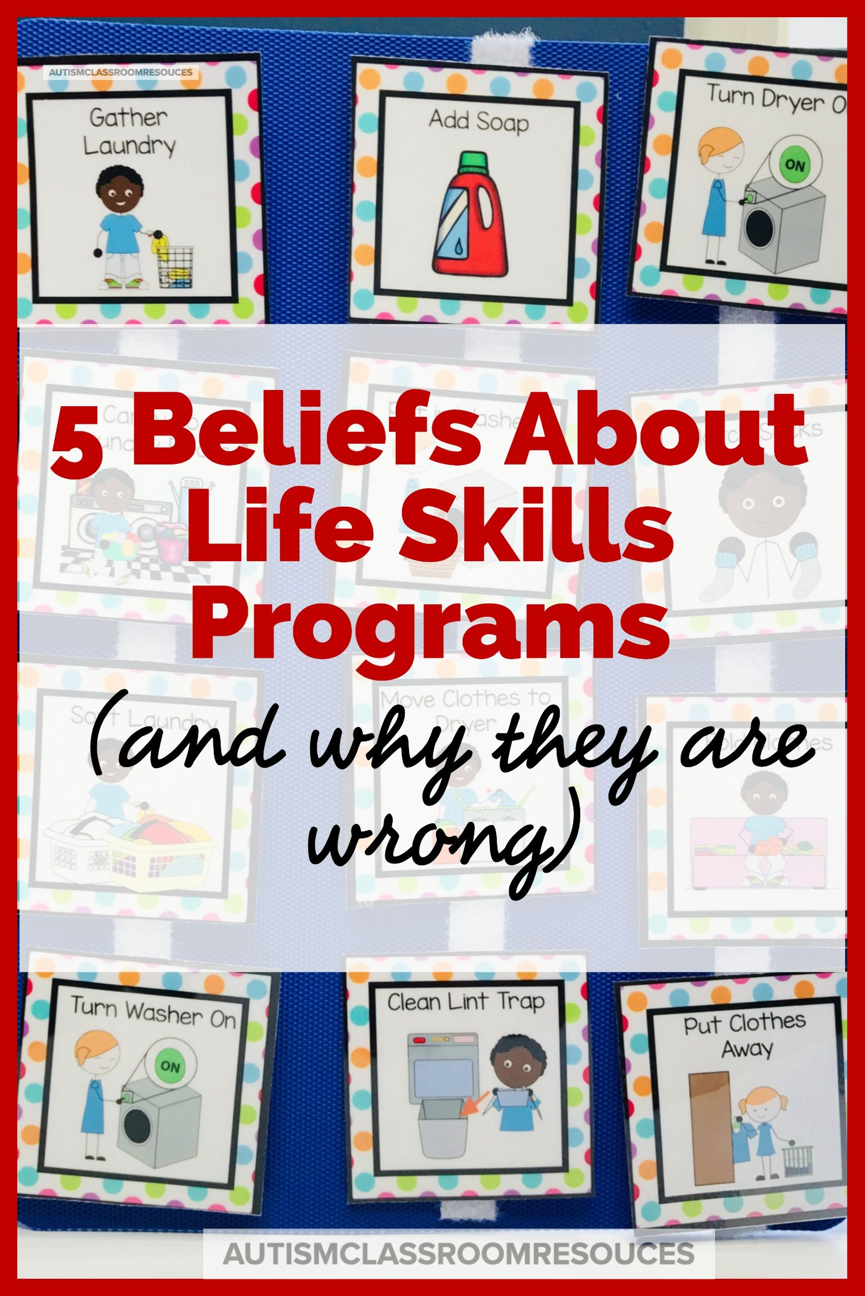 5 Myths About Functional Life Skills Programs