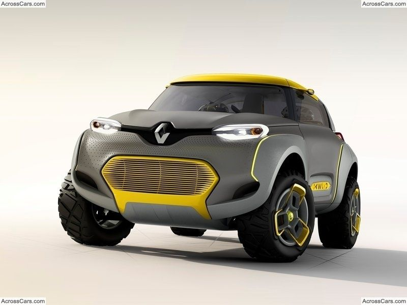 Renault Kwid Concept 2014 Miniature Cars Cars Mini Trucks