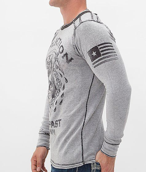 (Affliction Encounter-at Buckle.com) A Thermal with a Logo?