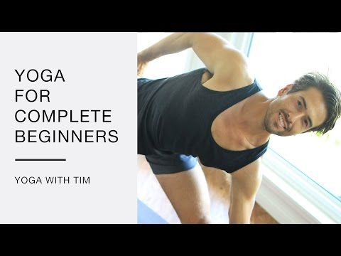 yoga for complete beginners 25 minute home workout