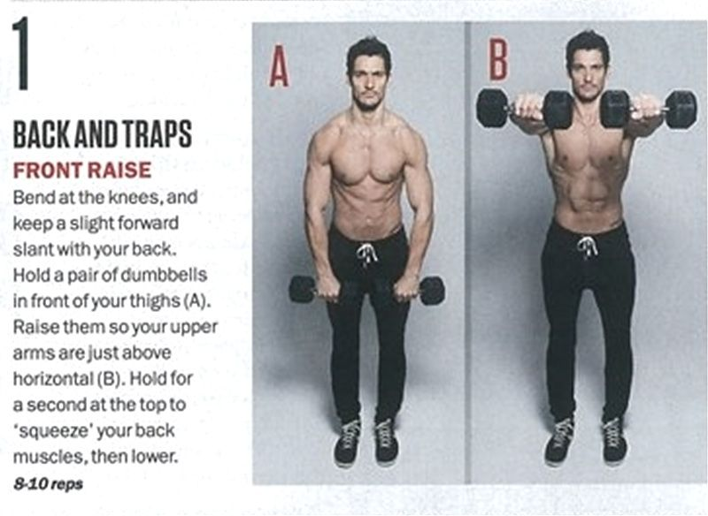 Pin En Men S Fitness