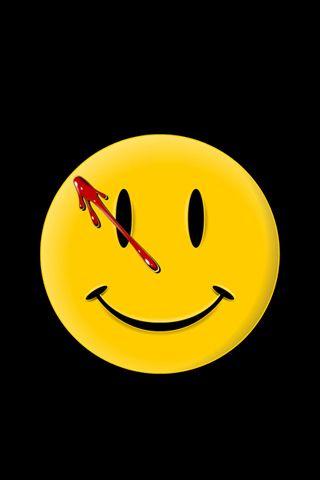 Watchmen Logo Iphone Wallpaper Hd You Can Download This Free Iphone Wallpaper For Your Iphone 3g Iphone 3gs Iphone Watchmen Dc Comics Watchmen Smiley Face