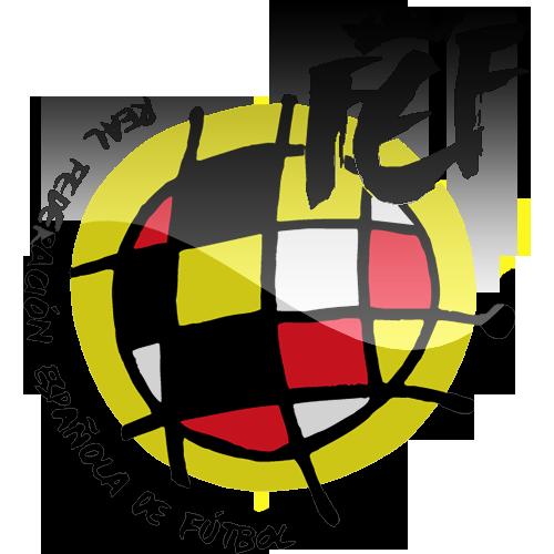 Resultado de imagem para FUTEBOL - FEDERAÇÃO ESPANHOLA - logos