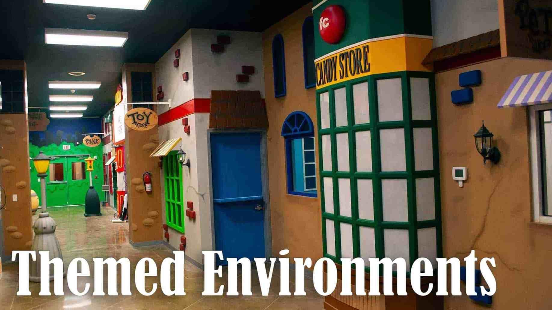 themedenvironmentstxt2 Murals for kids, Vinyl wall