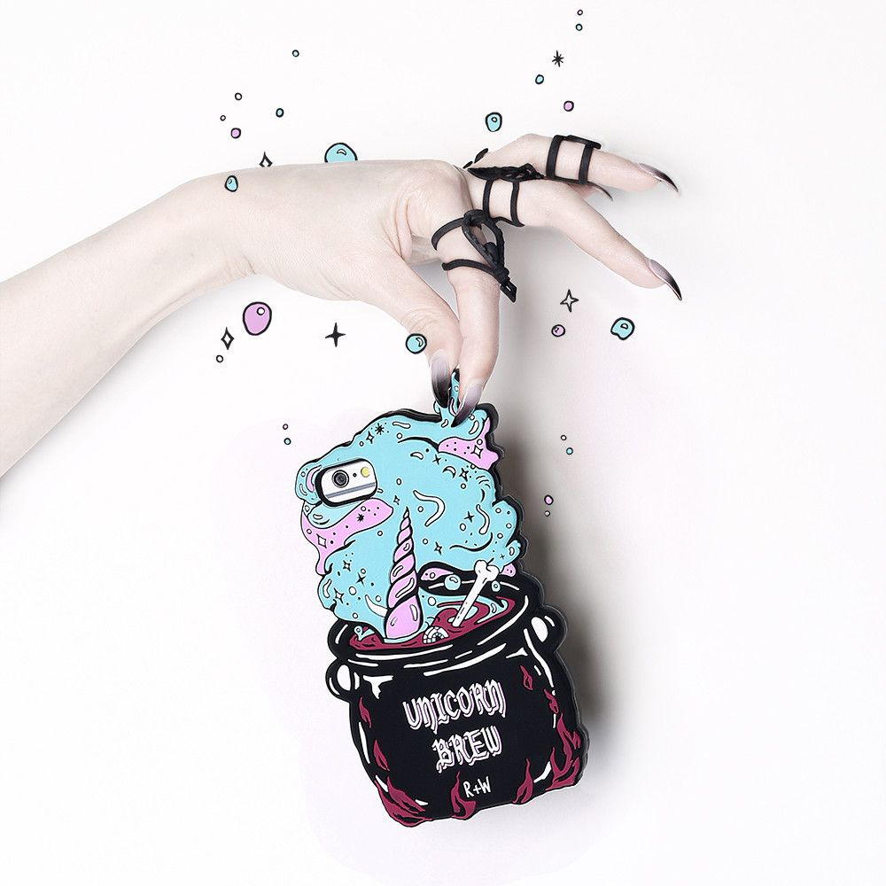 Unicorn Brew Phone Case in 2019 | phone cases | Phone, Phone cases