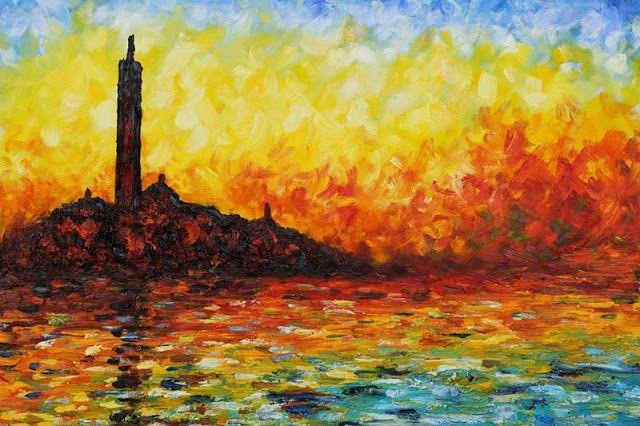 Por Amor Al Arte Claude Monet El Pintor Impresionista Claude Monet Monet Impresionismo