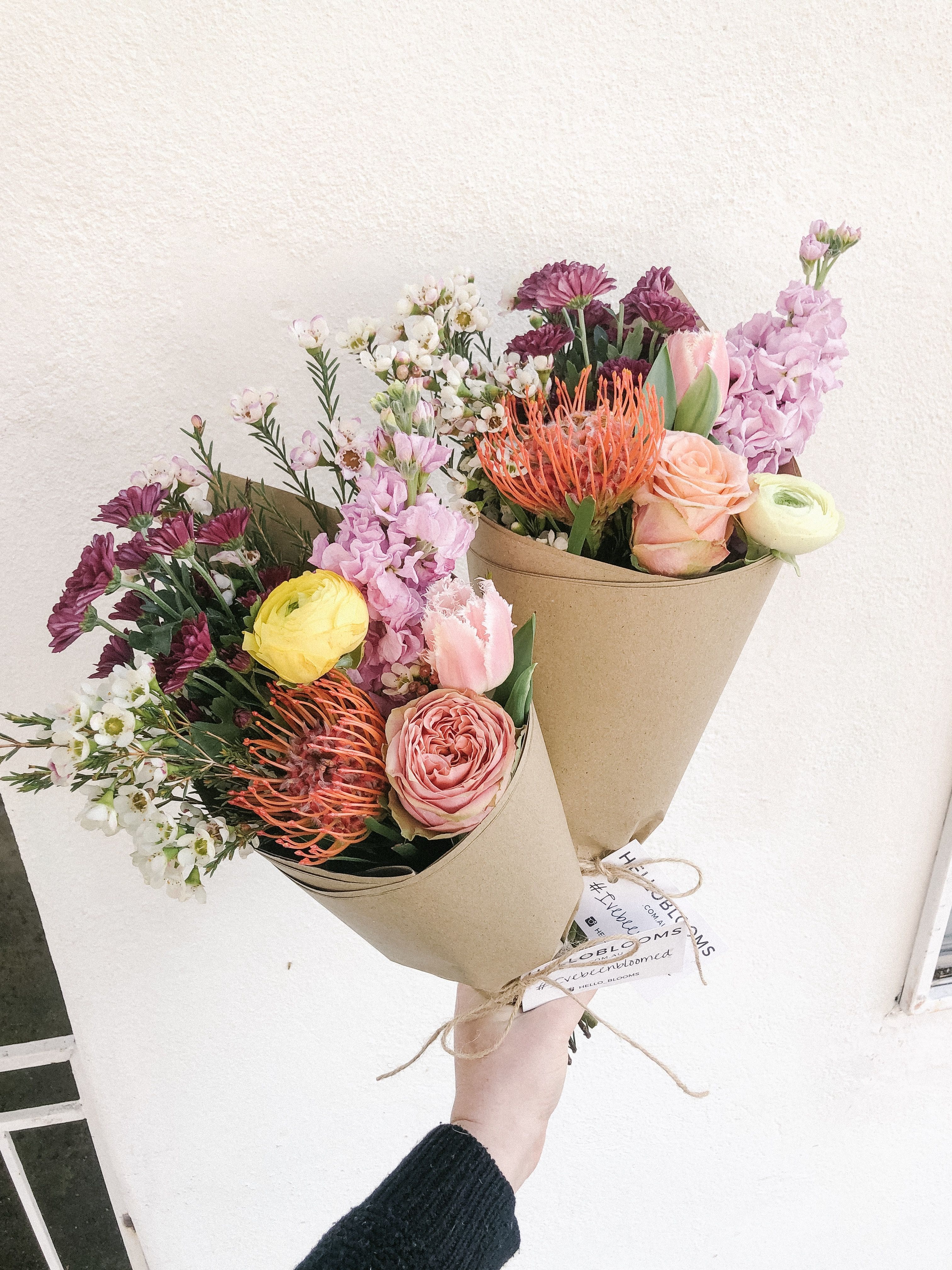 Daily Posy 5 Oct In 2020 Fresh Flowers Arrangements Flower Lover Flowers