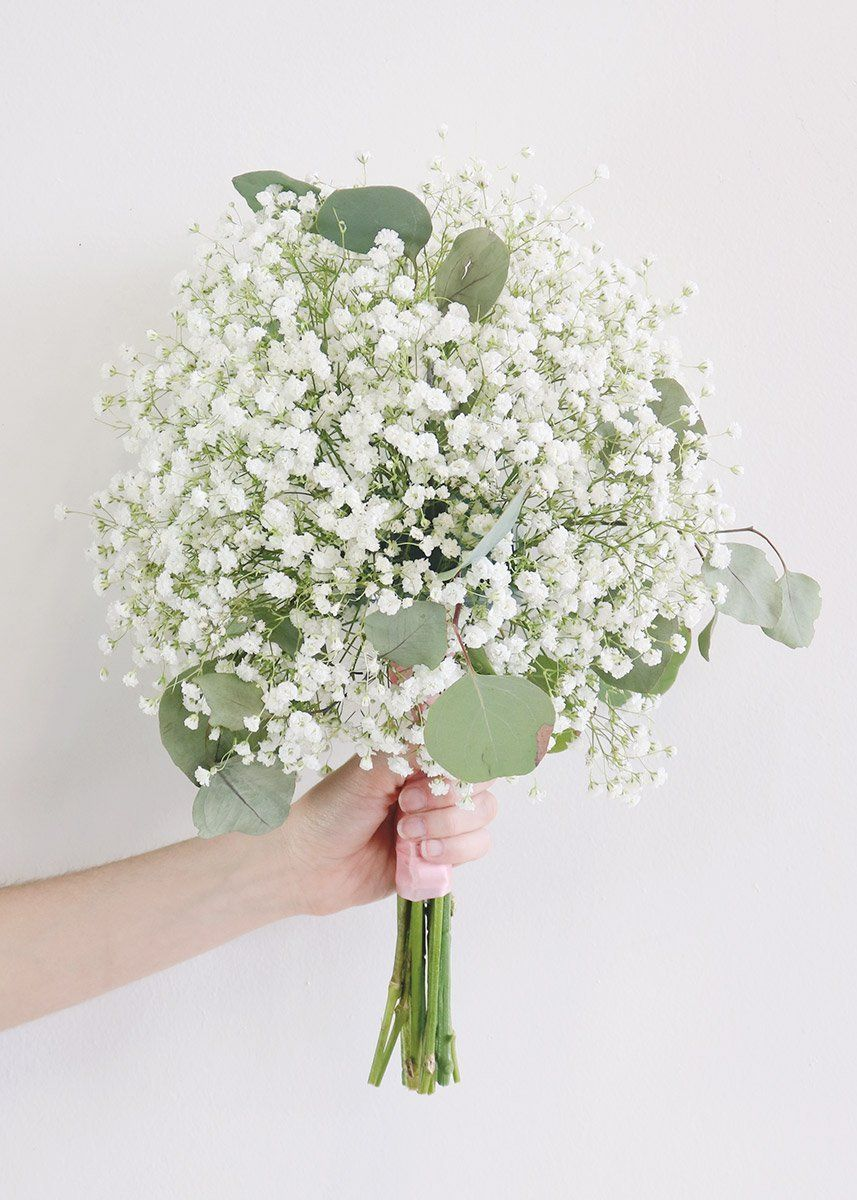 Pack Of 6 Wedding Belle Fresh Flower Bouquet Holders 7 75 Tall