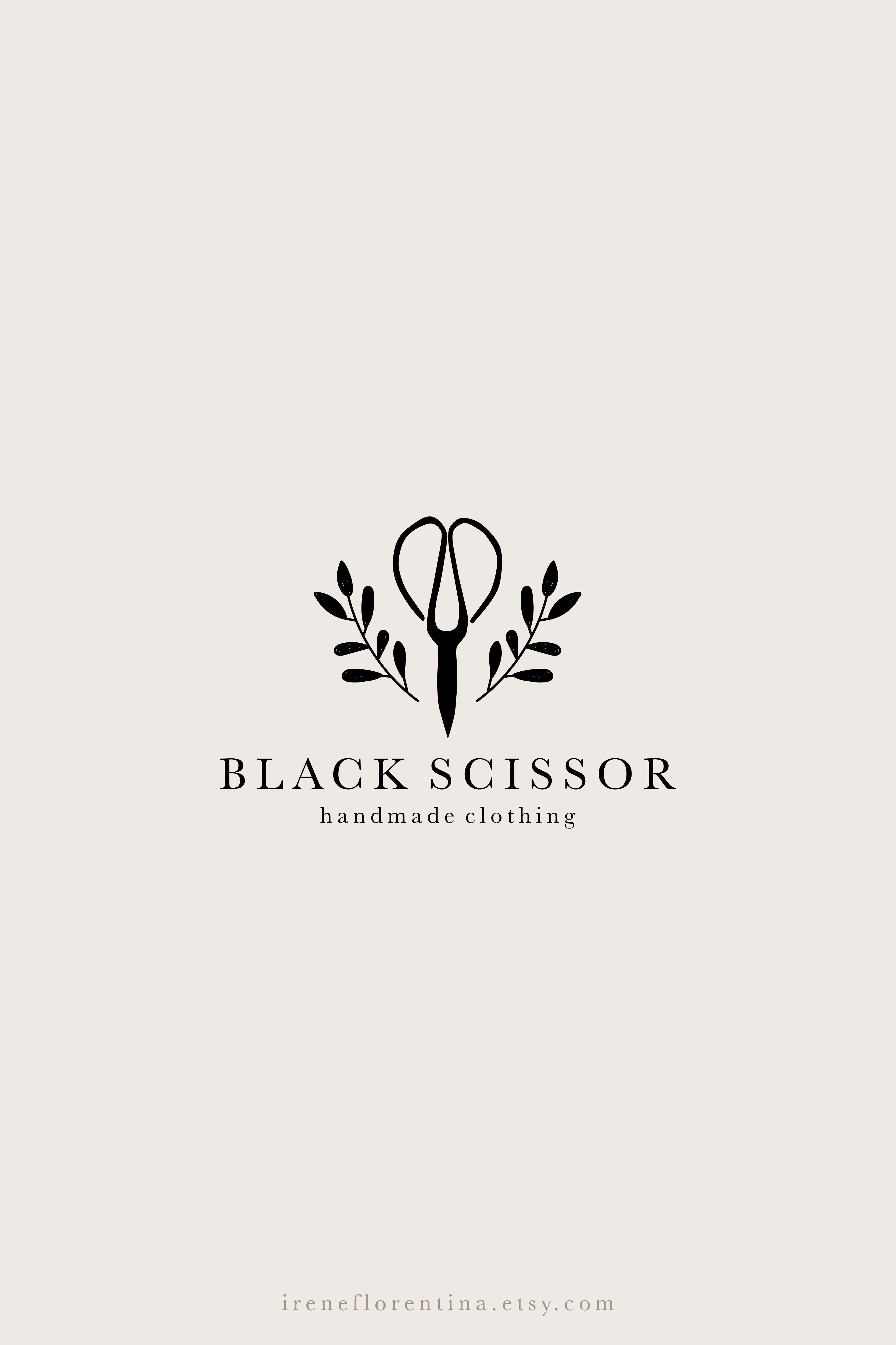 Premade Blog Logo Header Design Personalized Clothing Boutique