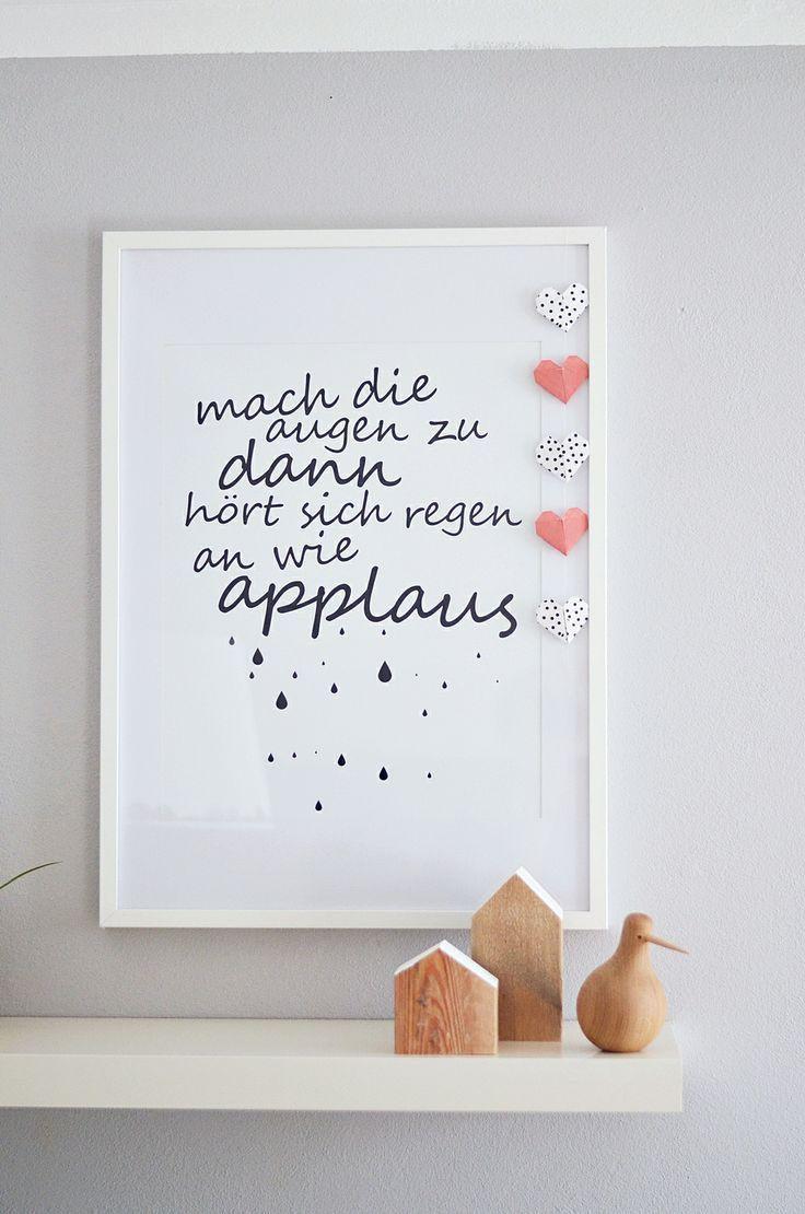 Hochzeitskarten mit foto graphic and design pinterest - Design zitate ...