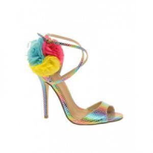 ASOS HELLO Heeled Sandals #Extravaganza