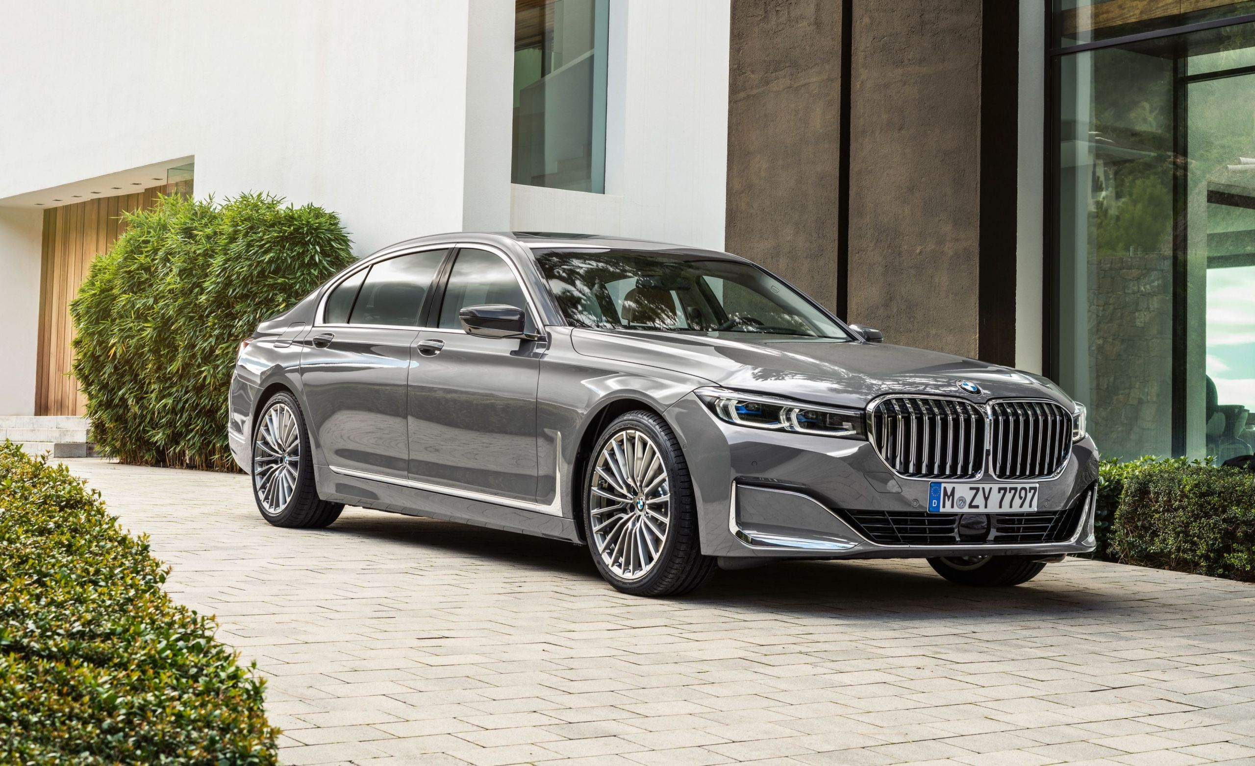 2020 Bmw 7 Series New Model And Performance Bmw 7 Series Bmw