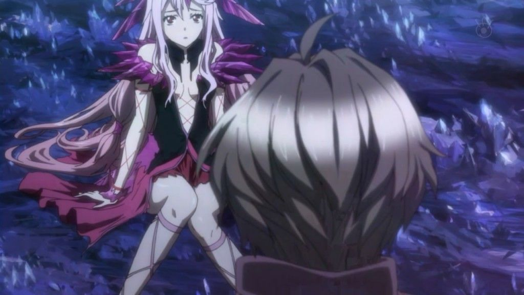 Guilty Crown Mana Pesquisa Google Anime Personagens De Anime Personagens