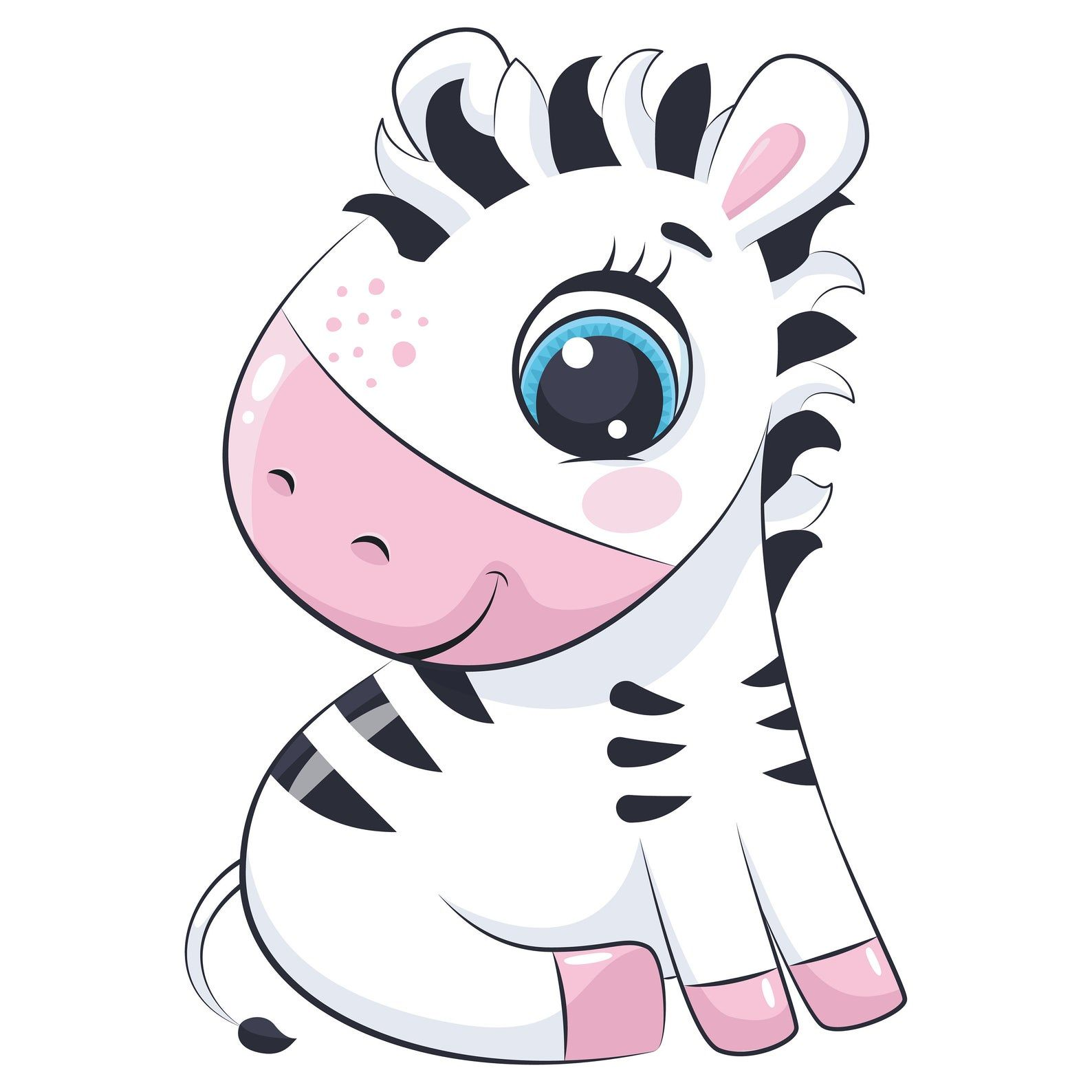 Cute Zoo Animals Clipart PNG EPS Australian Animals