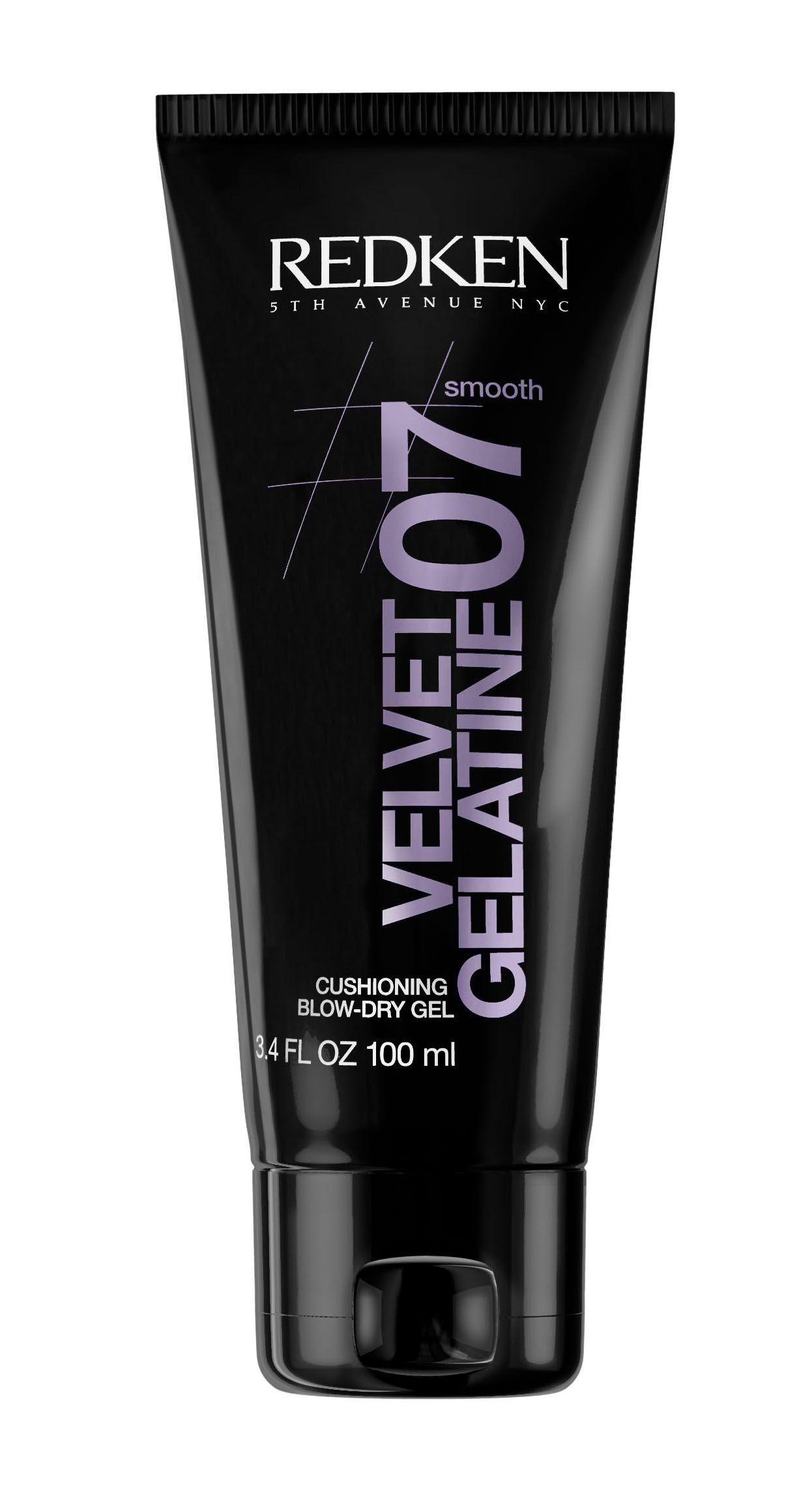 Redken Smooth Velvet Gelatine 07 Cushioning Blow Dry Gel 100ml