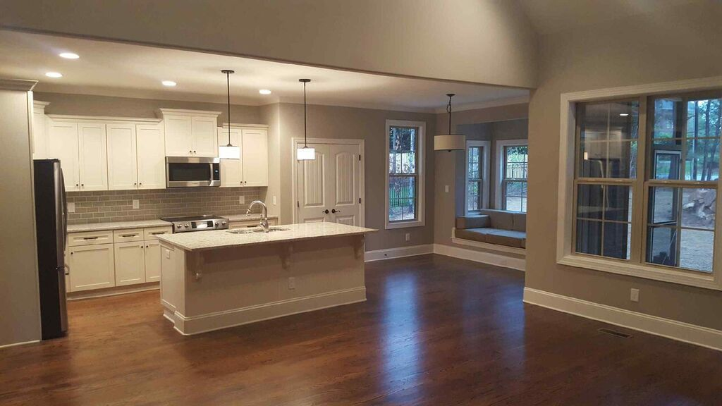 Welcome Home To The Garden Hill Plan By Frank Betz Beautiful Open Floor Plan With A Potential Office Or Mother Palmer House House Plans With Photos House Plans