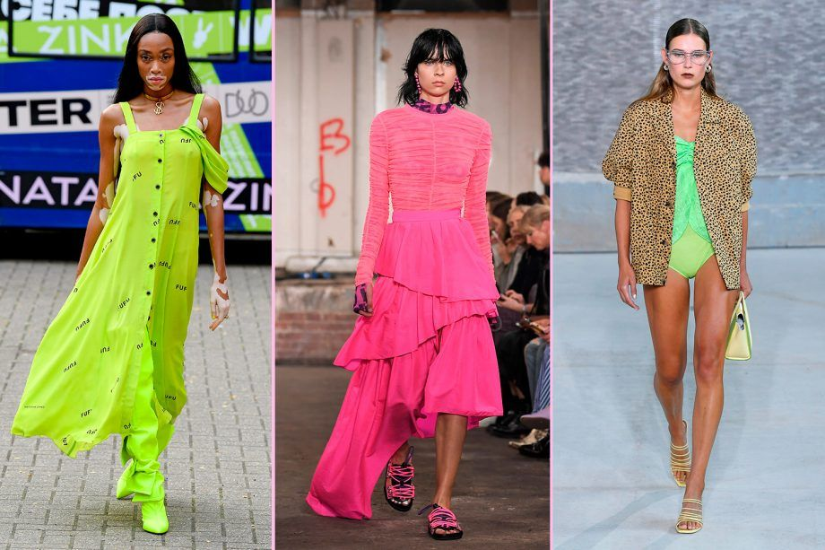 Image result for neon streetwear summer 2019