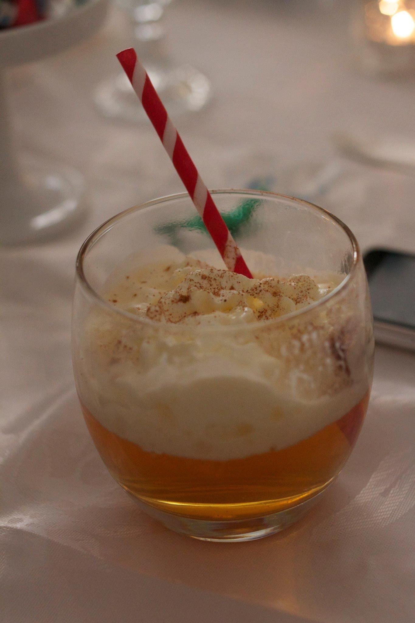 Homemade starbucks caramel apple spice the taste of