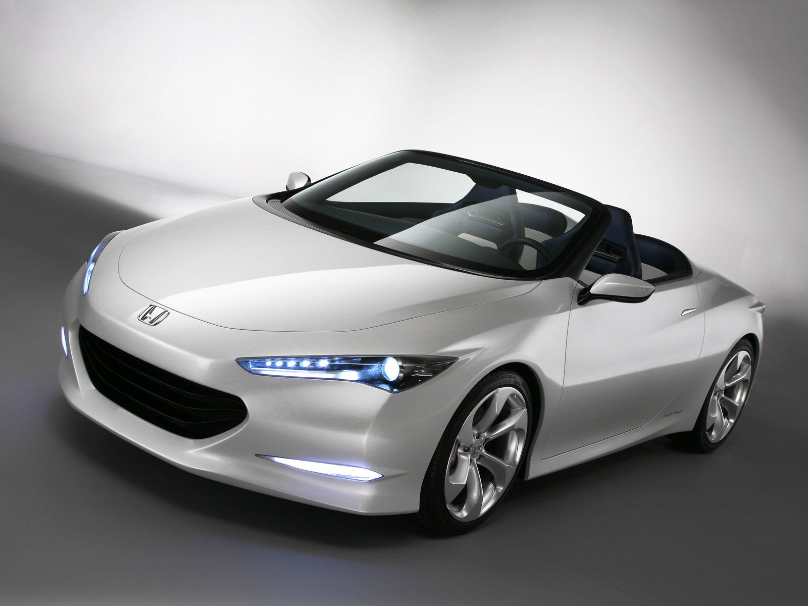 Exceptional HD Wallpaper For Backgrounds Honda OSM Concept 2008 Car Tuning Honda OSM  Concept 2008 And ... Home Design Ideas