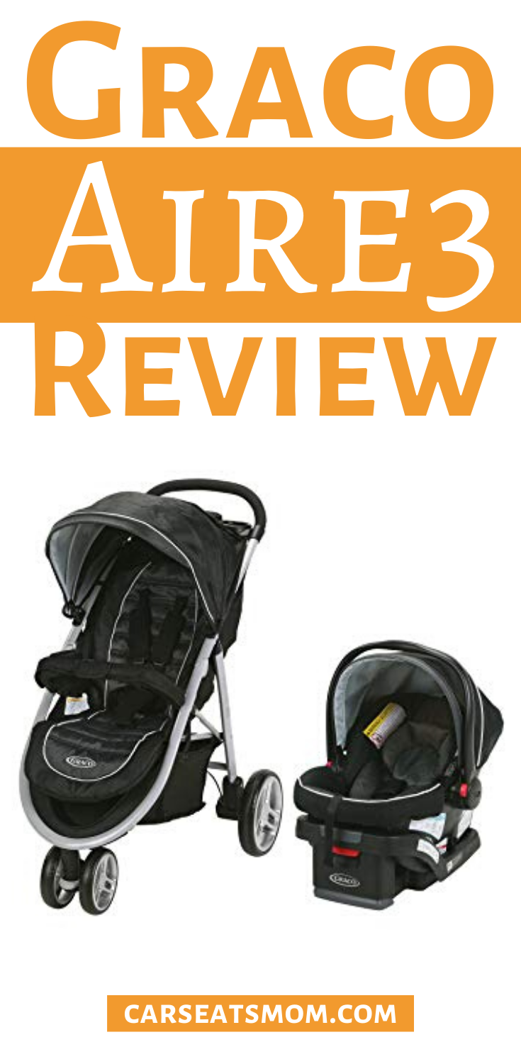 Graco Aire3 Click Connect Travel System in 2020 Travel
