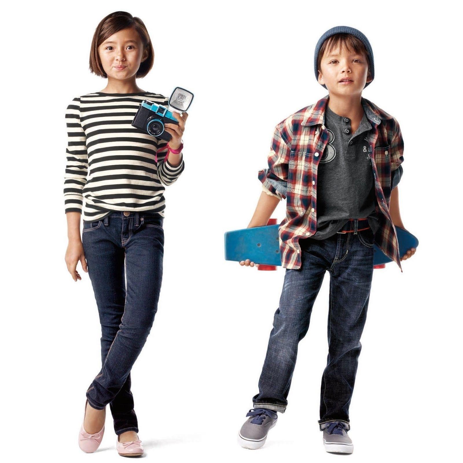 ropa de niños online