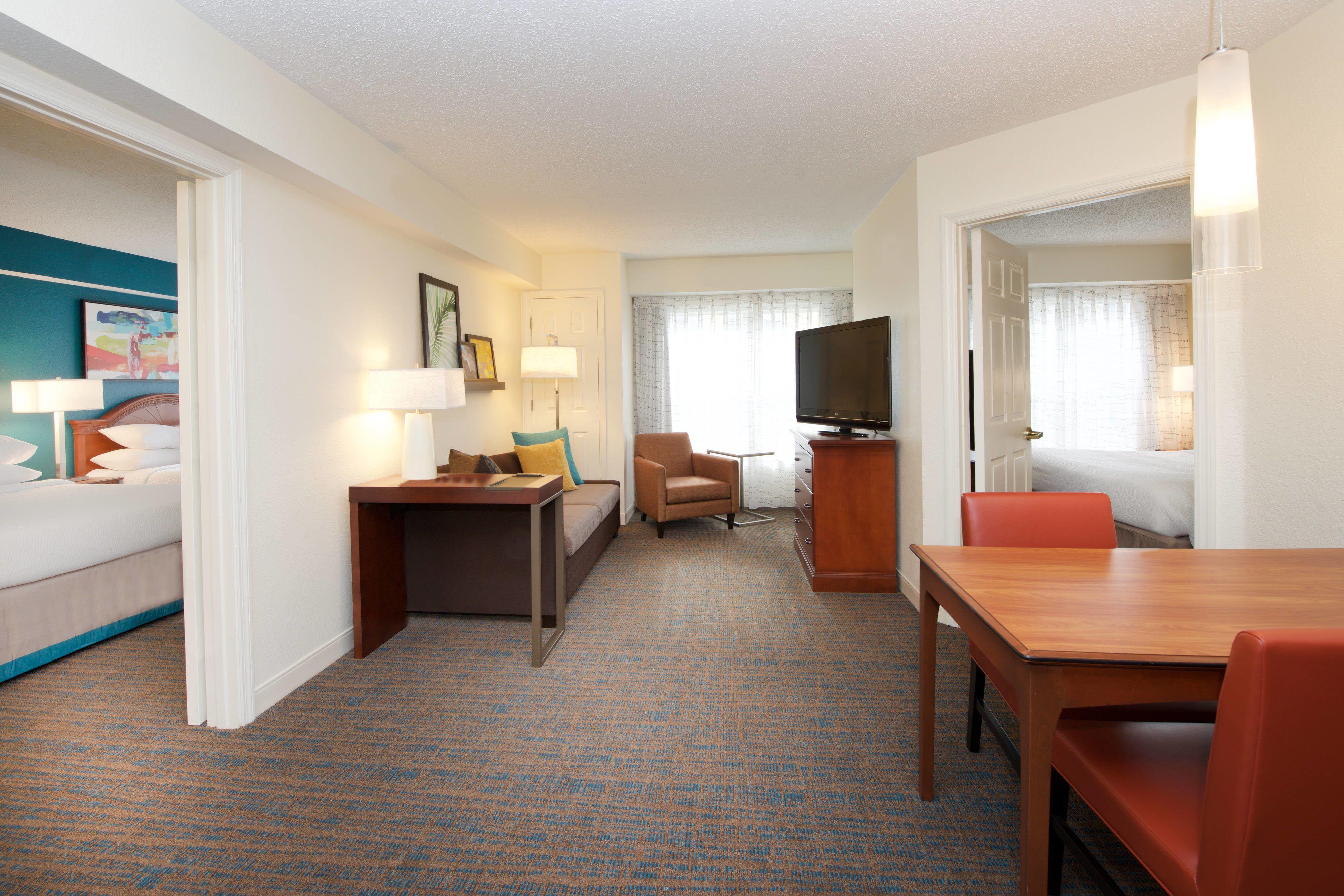 Residence Inn Orlando Lake Buena Vista TwoBedroom Suite