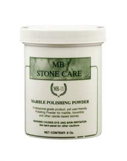 Stone Care Etch Remover Marble Polishing Powder