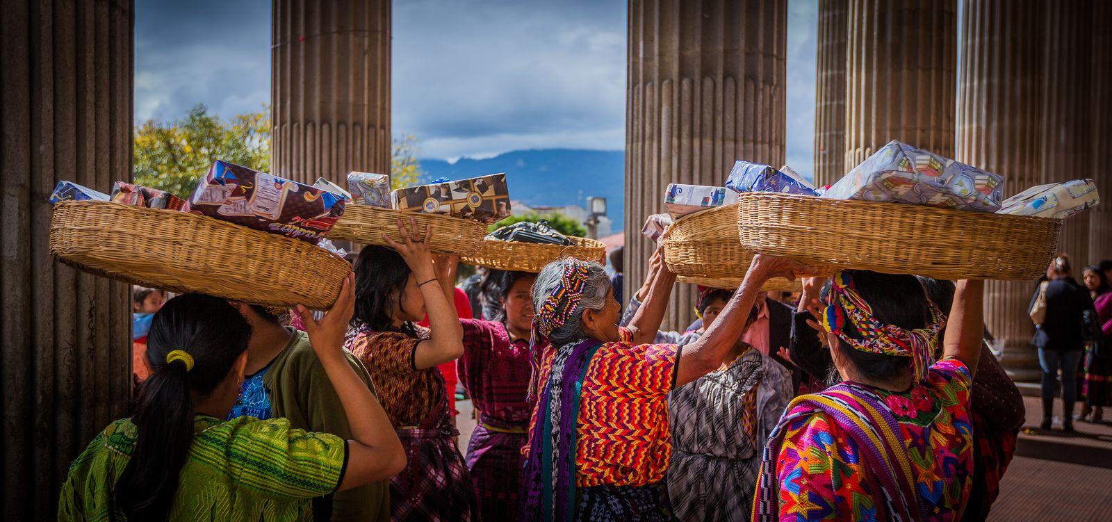 canastas de alegria | Flickr - Ivan Castro