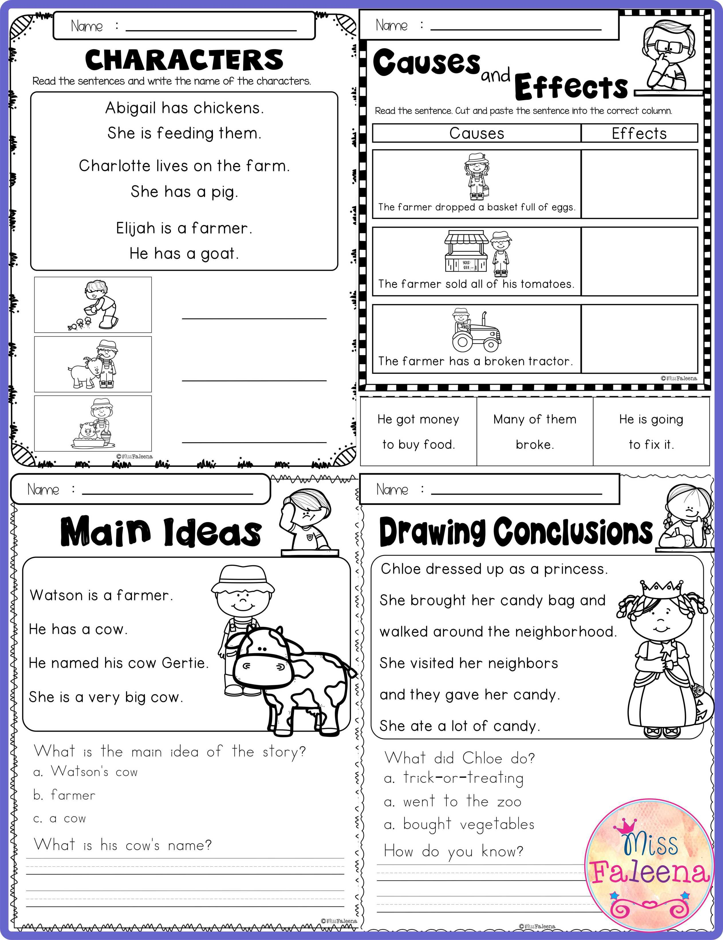 Pin By Miss Faleena On Look Into Asap Reading Skills Reading Skills Worksheets October Reading