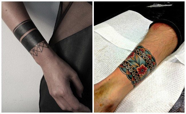 Tatuajes De Brazaletes Egipcios Tatuajes