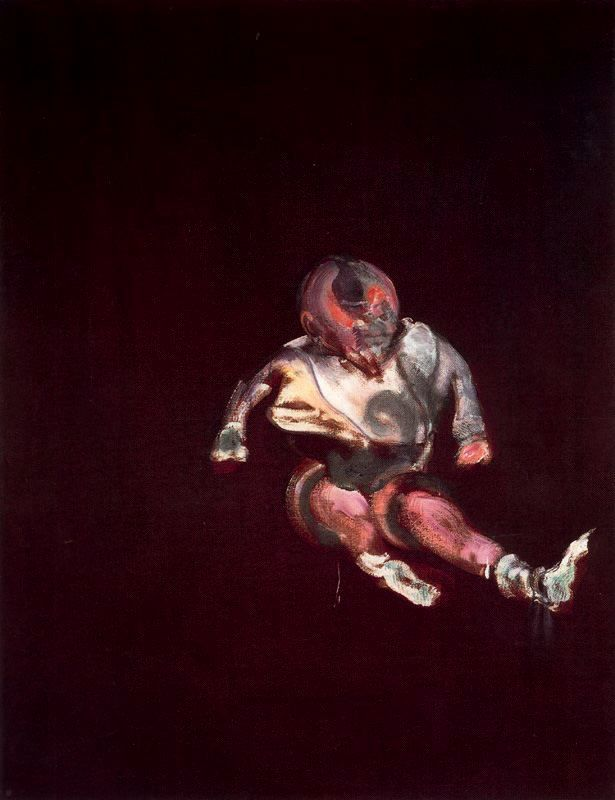 "Francis Bacon ""Study Of A Child"" 1960"