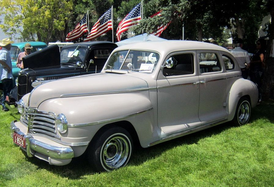 1942 plymouth 4 door sedan hot rod places to visit