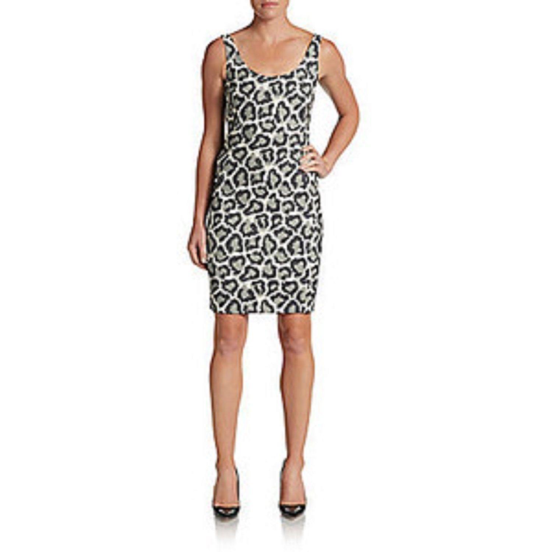 Diane Von Furstenberg Arianna Leopard-print Front Dress. Free ...