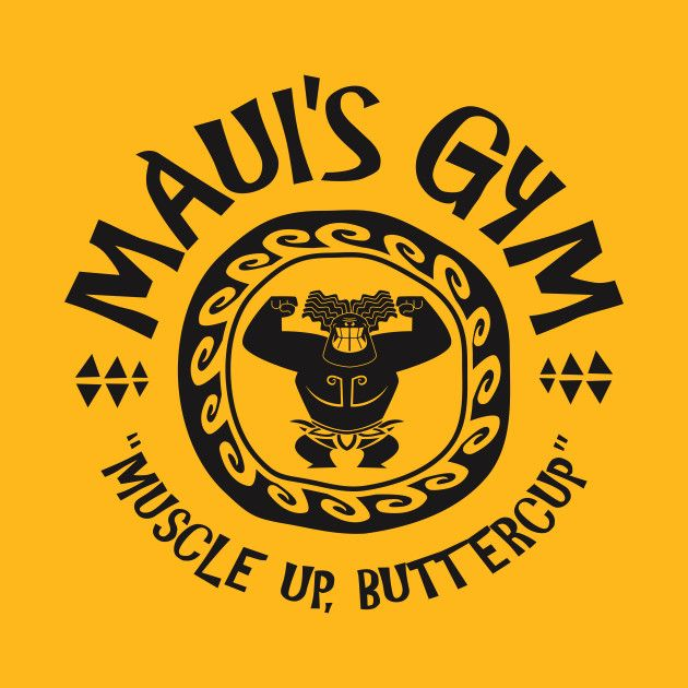 95790ee3 Check out this awesome 'Maui%27s+Gym' design on @TeePublic! | T ...