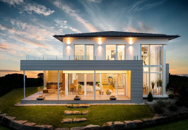 Case ecologiche in legno griffner nel 2019 case for Progetti case ecologiche
