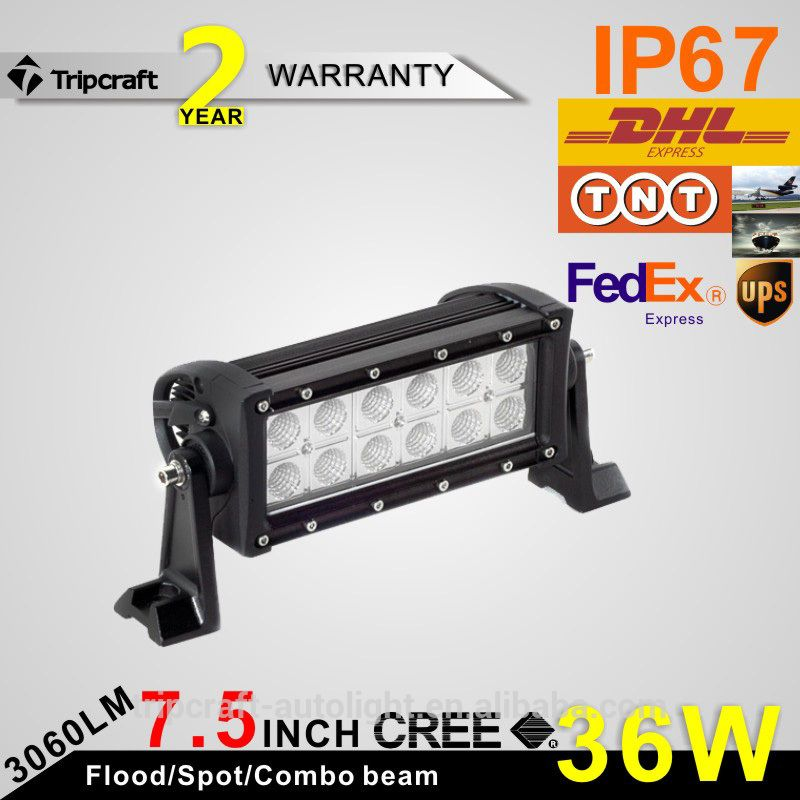 Auto spare parts 36w led light bar 7 inch 4x4 led car light for auto spare parts 36w led light bar 7 inch 4x4 led car light for suv 12v mozeypictures Images
