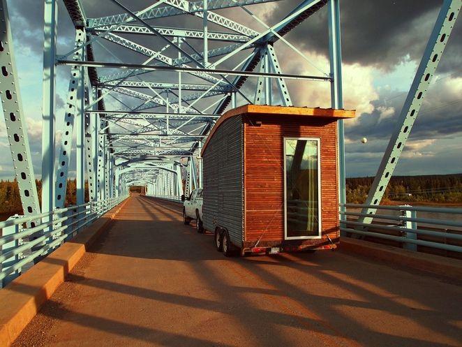 maison mobile nordique