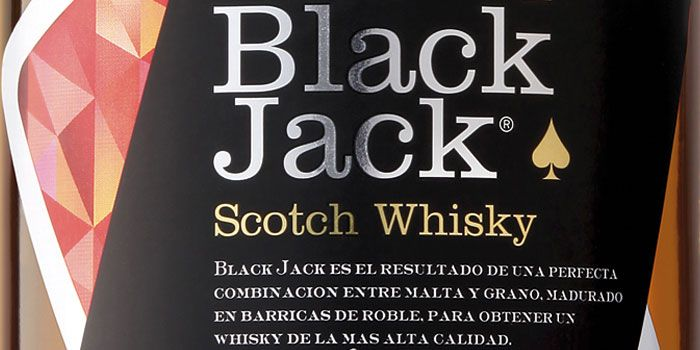 black jack whiskey