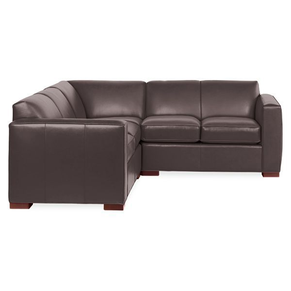 Enjoyable Ian Leather Sectionals Casual Living Room Leather Inzonedesignstudio Interior Chair Design Inzonedesignstudiocom