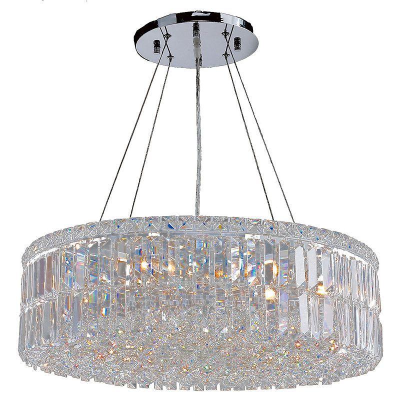 Cascade 5 Light Crystal Chandelier