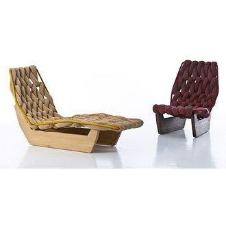 Patricia Urquiola Biknit Easy Chair