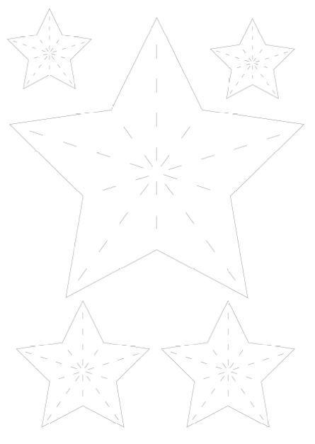 malvorlage stern mit 6 zacken  tiffanylovesbooks