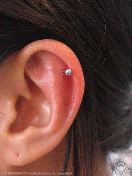 Cartilage piercing need to get the balls and go get this ...