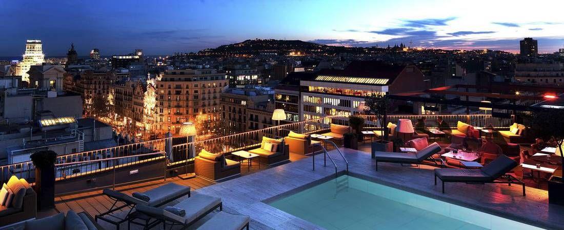 À Barcelone : Majestic Hotel U0026 Spa Barcelona GL***** - Europe : 25 Hôtels  Romantiques Où Réserver Une Nuit - Elle