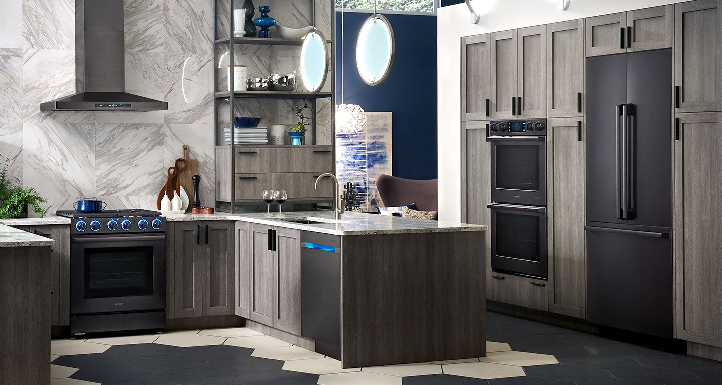 Discover Samsungu0027s Latest Innovations In Home Appliances, Including Smart  Appliances For The Kitchen And The Laundry Room, And Features To Improve ...
