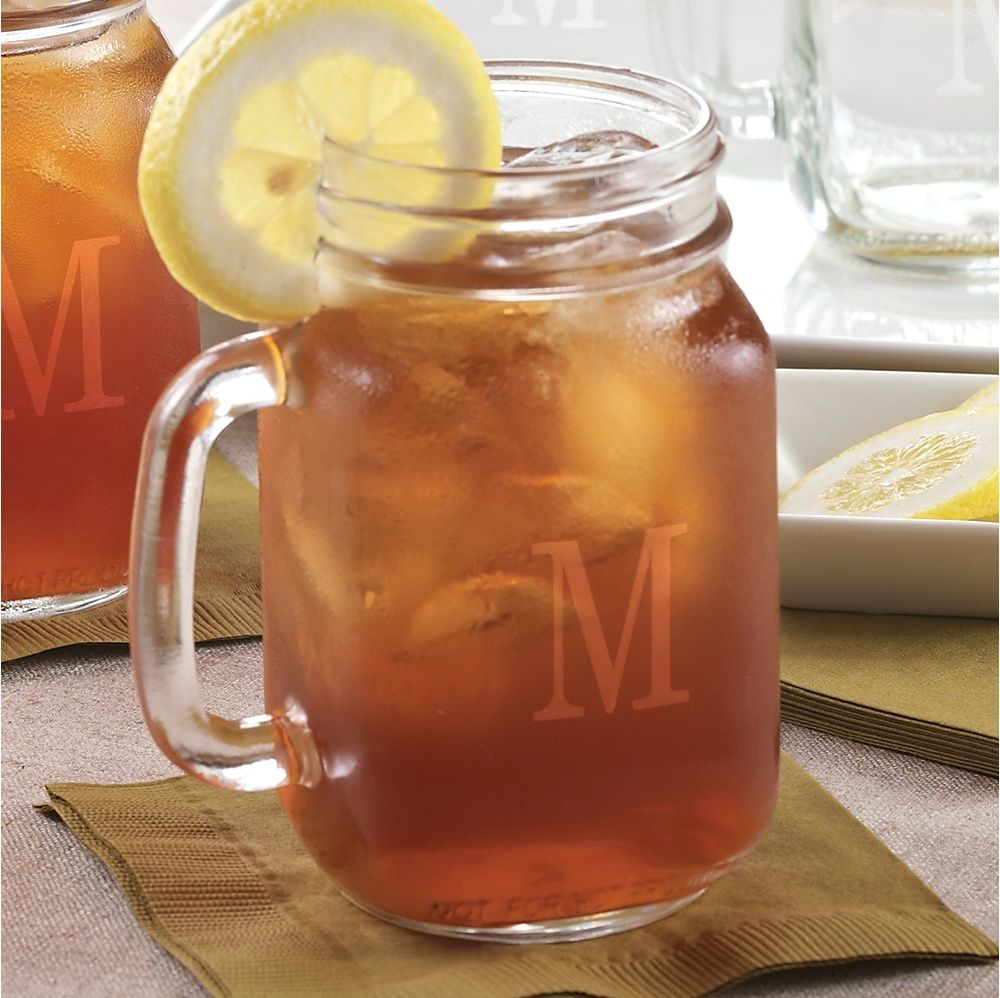 Mason jar glass exclusivelyweddings rusticwedding