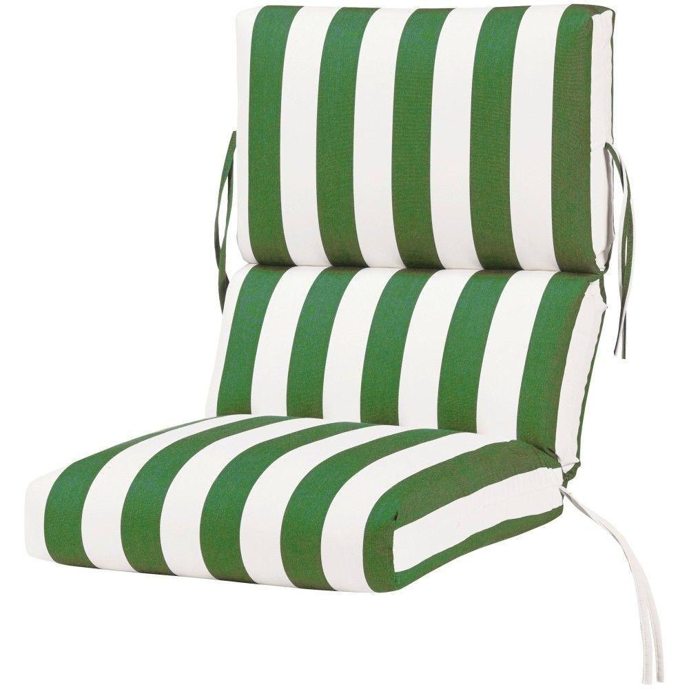 Home decorators collection sunbrella maxim emerald outdoor lounge